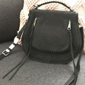 Rebecca Minkoff Vanity Saddle Bag NWT